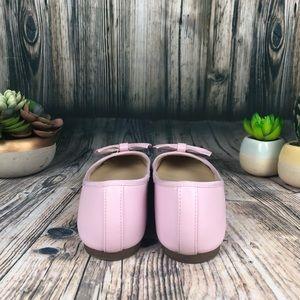 Circus by Sam Edelman Shoes - Sam Edelman Circus Pink Bow Ballet Flats SZ 8